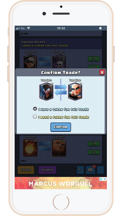 Cards Trade for Clash Royale screenshot-3