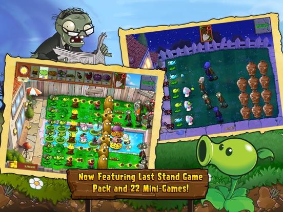 Скачать игру Plants vs. Zombies™ HD