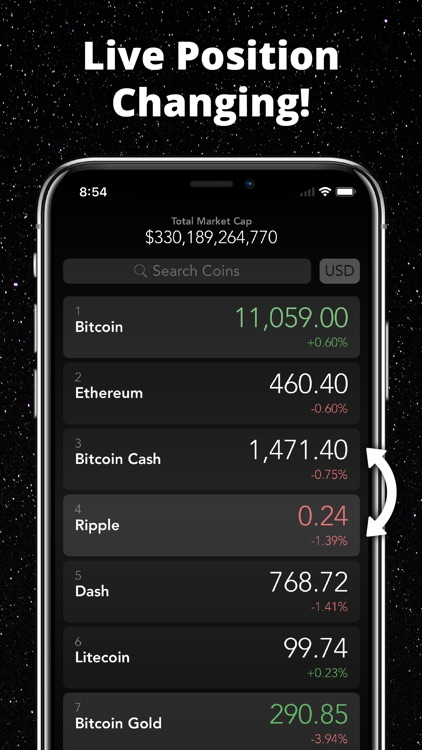 Crypto Tracker Elite