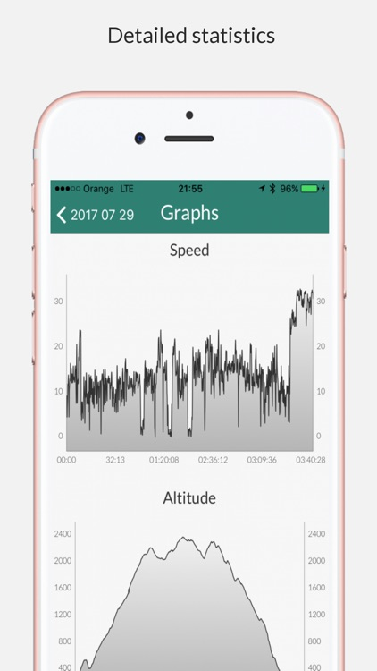 Horse Riding Tracker screenshot-3