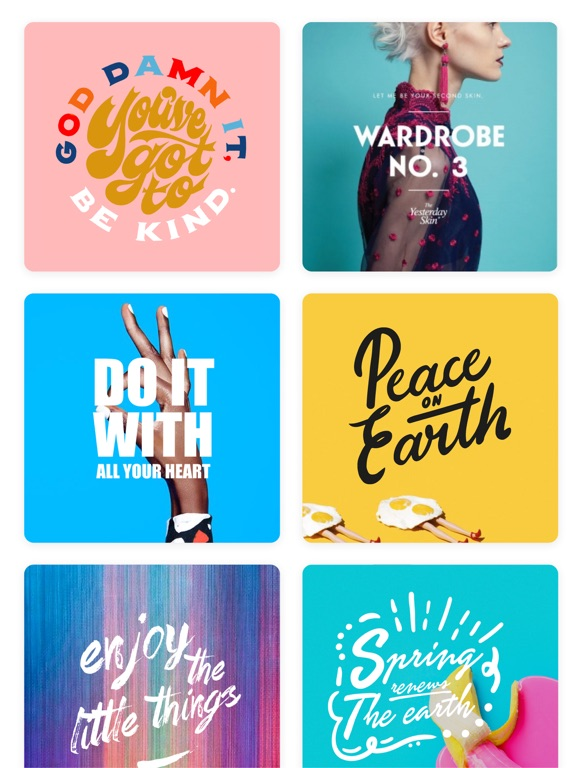 pinso word graphic design app price drops