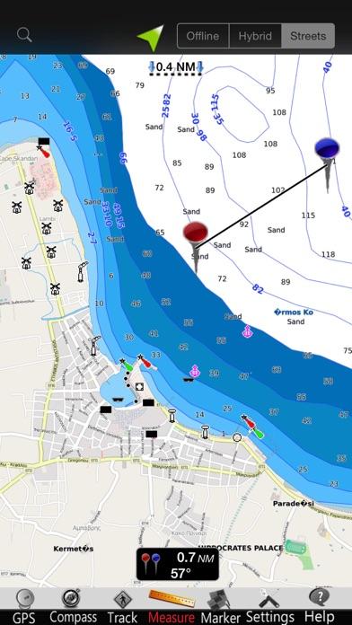 点击获取Aegean South Nautical Charts