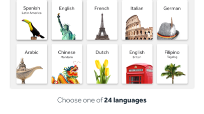 download Rosetta Stone apps 3