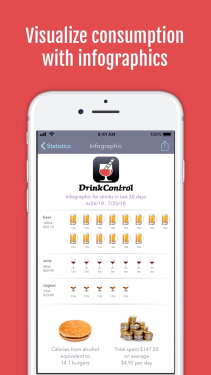 DrinkControl – Alcohol Tracker screenshot-6