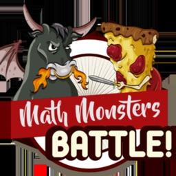 Math Monsters Battle!