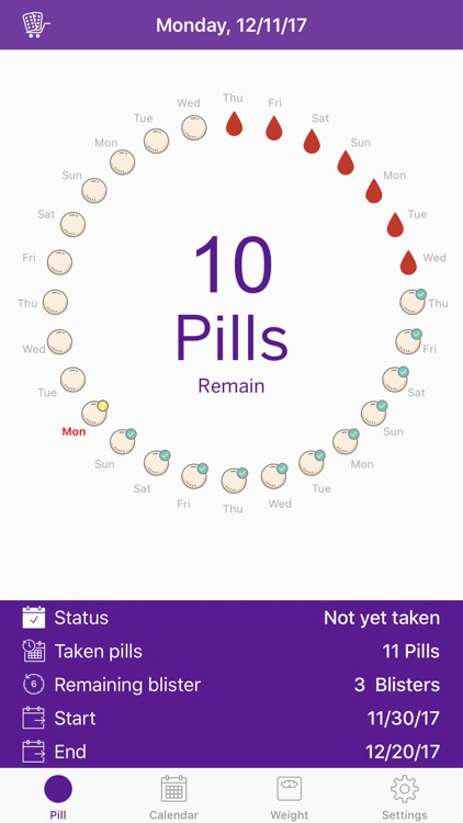 BC Pill Reminder screenshot-7