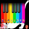 鋼琴 - 動物圖案