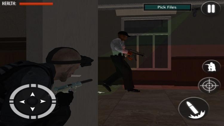 Bank Robbery Secret Agent