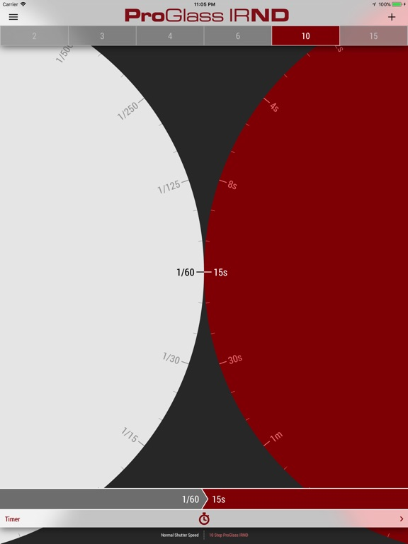 LEE Filters - ProGlass IRND Screenshots