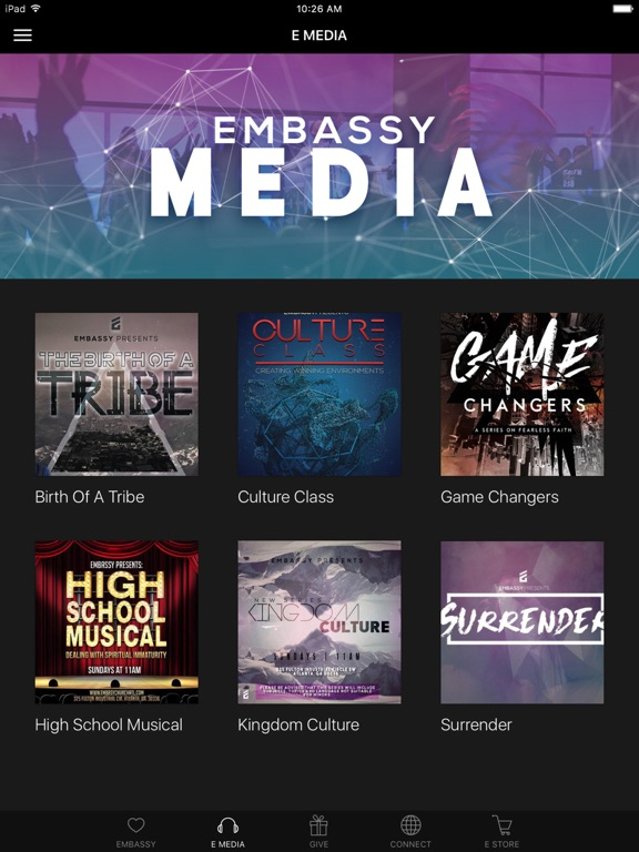 Embassy International screenshot 5