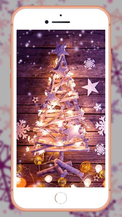 Christmas Wallpapers FHD screenshot-3
