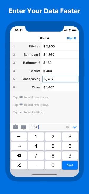 Visual Chart - Charting App Screenshot