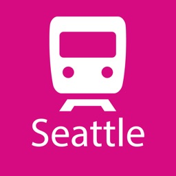 Seattle Rail Map Lite