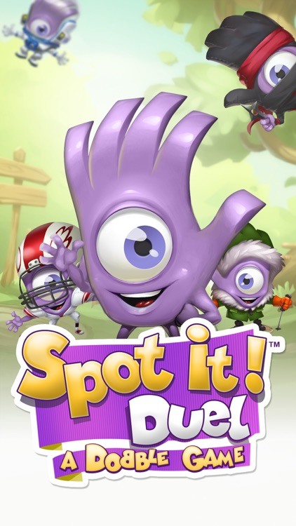 Spot it -  A card game to challenge your friends screenshot-0