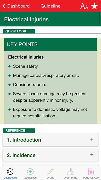iCPG: the JRCALC Guidelines screenshot-4