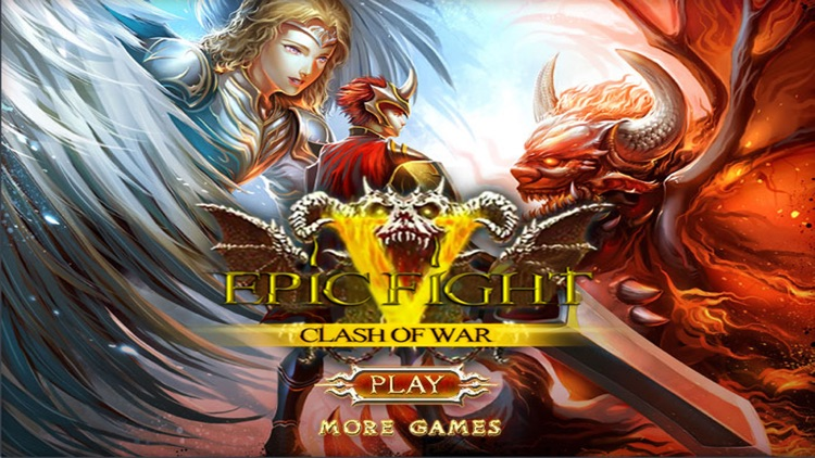 Epic Fight - New Clash of Strategy War