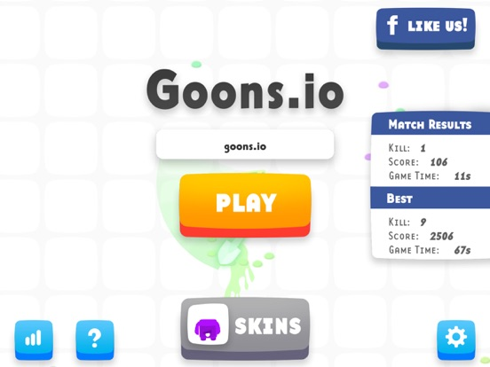 Goons.io Knight Warriors screenshot 10
