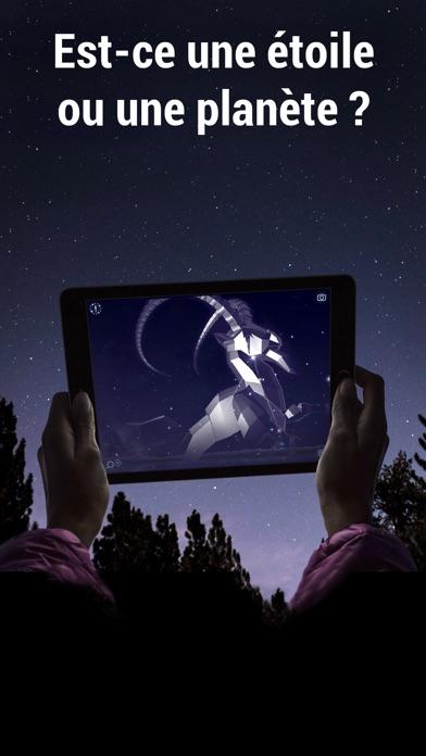 Screenshot #1 pour Star Walk 2 - Ciel de nuit 3D