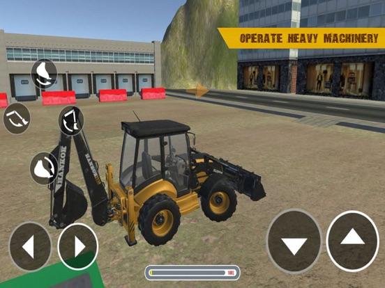 Heavy Machinery Transport Sim screenshot 4