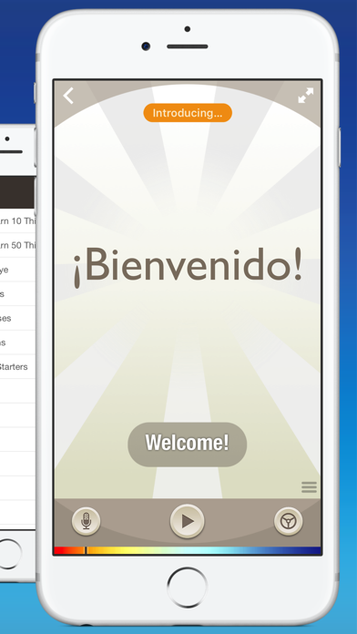 Spanish by Nemo – Free Language Learning App for iPhone and iPad screenshot