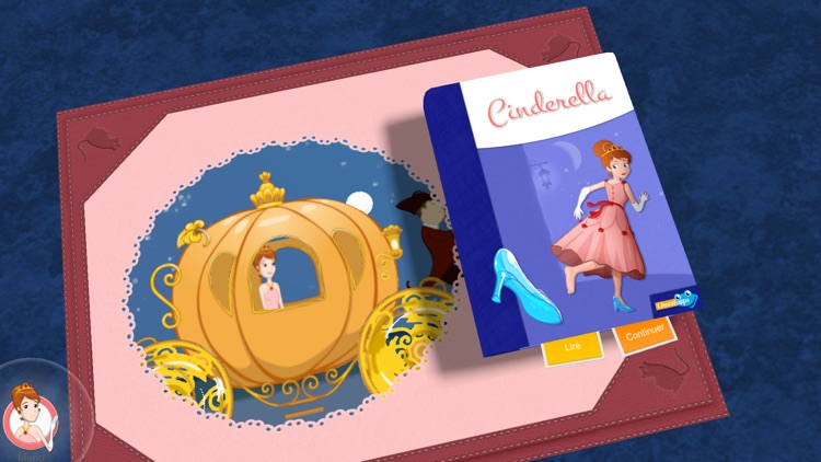 Cinderella by Chocolapps