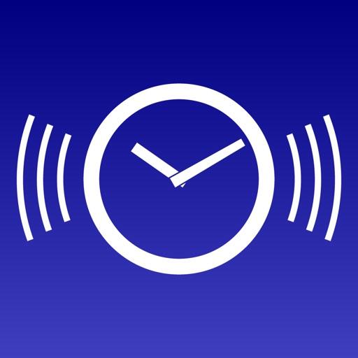 Voice Over Clock