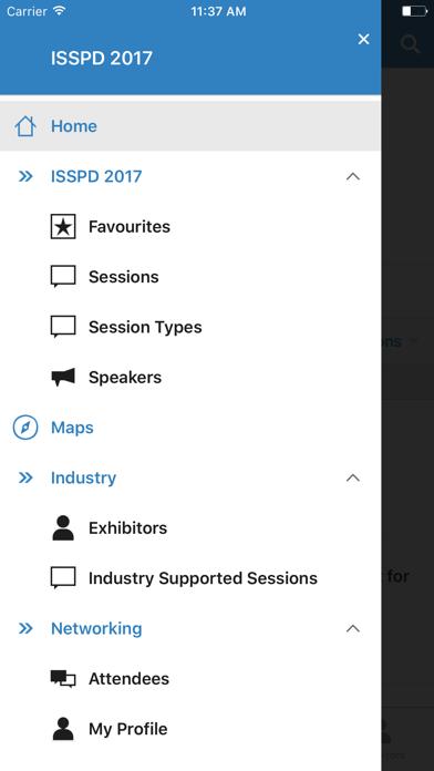 ISSPD 2017 screenshot three