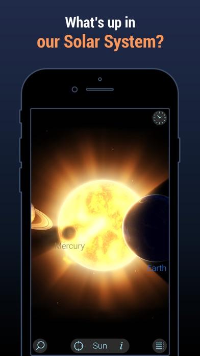 Solar Walk Lite - プラネ... screenshot1