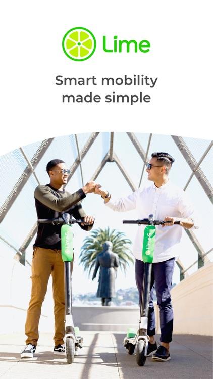 LimeBike - Your Ride Anytime screenshot-5