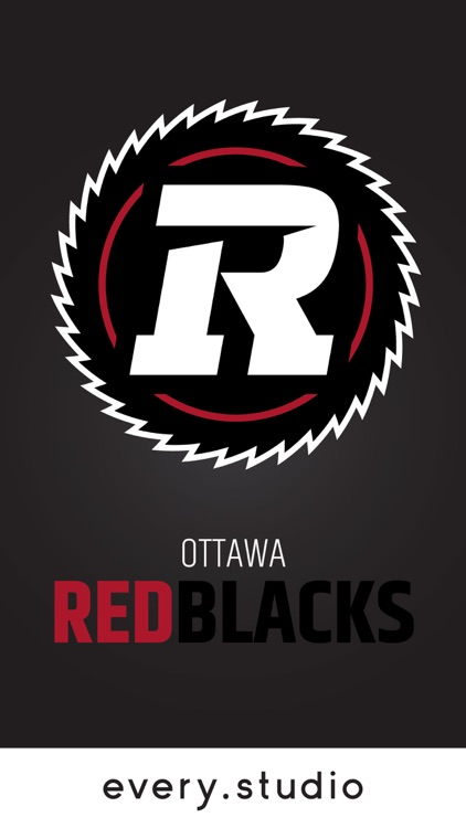 Ottawa REDBLACKS Sticker Pack