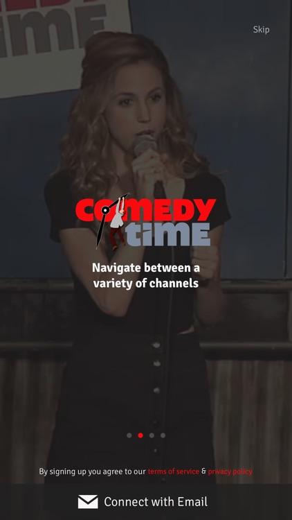 ComedytimeTV
