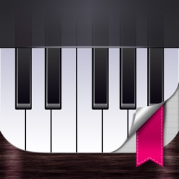 Piano keyboard - music maker