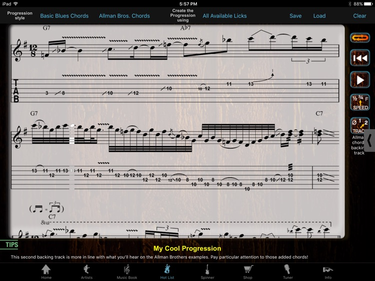 Blues Masters #1 screenshot-4