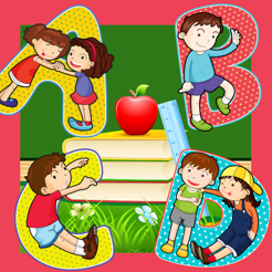 ABC Alphabet Learning Kids Game Tricky Puzzle! My Toddler`s First App
