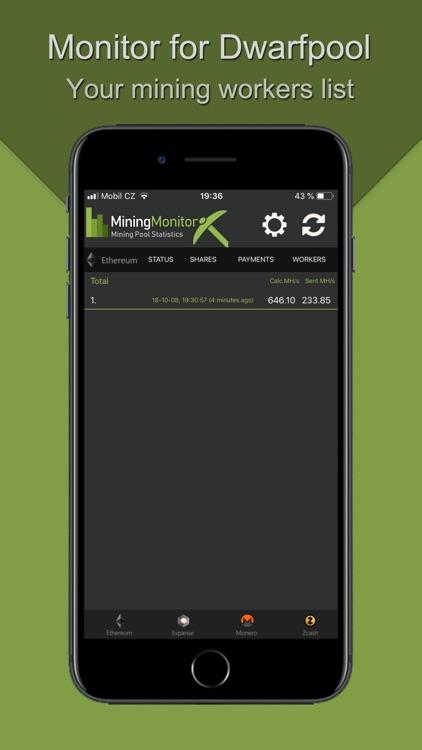 Monitor for Dwarfpool screenshot-4