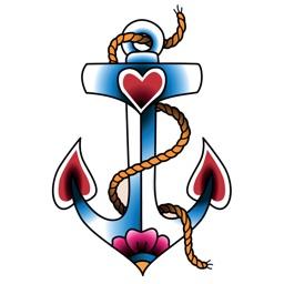 1# Tattoo Stickers