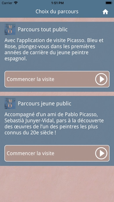 download Picasso. Bleu et Rose apps 0
