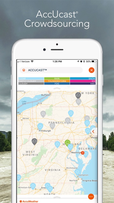 download AccuWeather: Weather Tracker apps 4