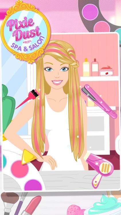 Makeup Salon Girls -Pixie Dust screenshot-4