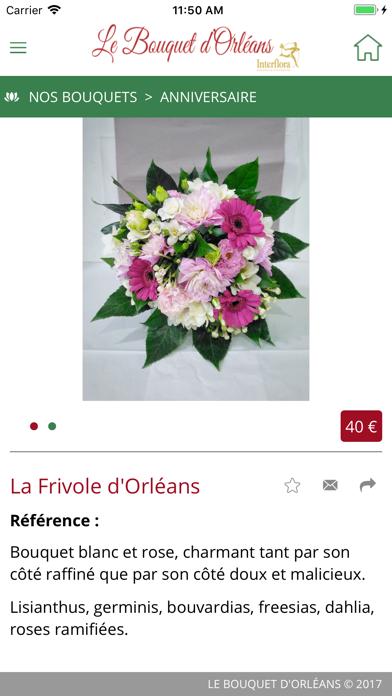 Le Bouquet d'Orléans screenshot four