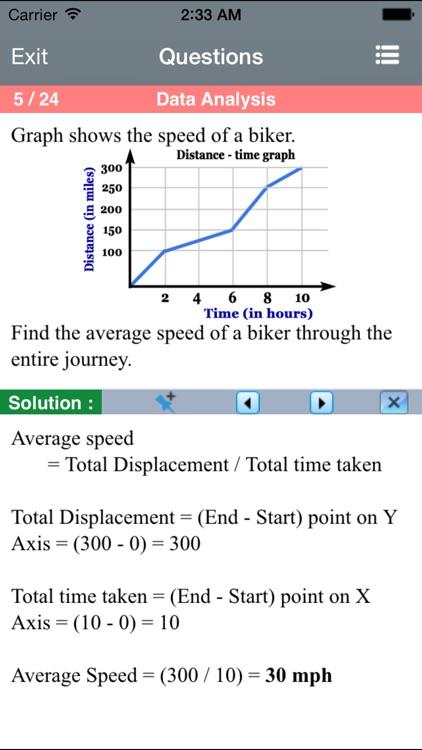 Math for the ACT ® Test(lite) screenshot-3