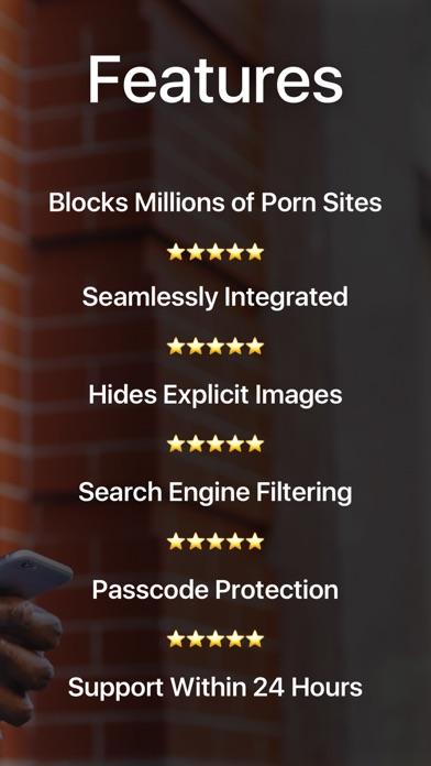 Shield Porn Blocker app image