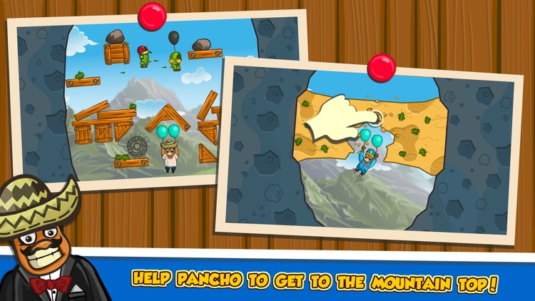 Amigo Pancho 2: Puzzle Journey screenshot-1