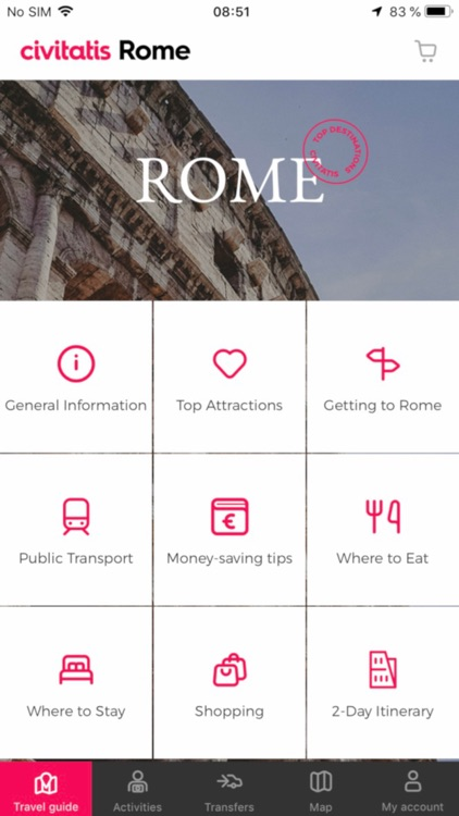 Rome Guide Civitatis