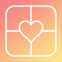 Picollage: photo grid & fun face filters app