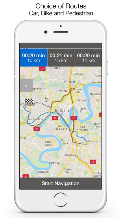 Washington Offline Maps