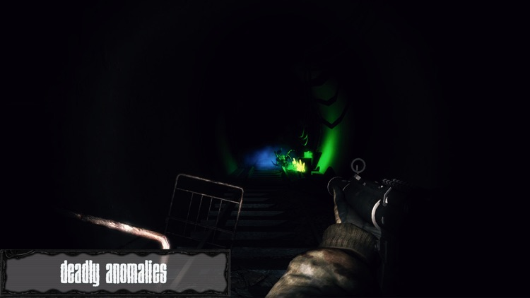 Z.O.N.A Shadow of Lemansk screenshot-6