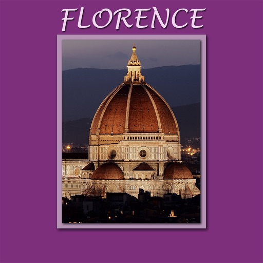 Florence Offline Map Tourism Guide