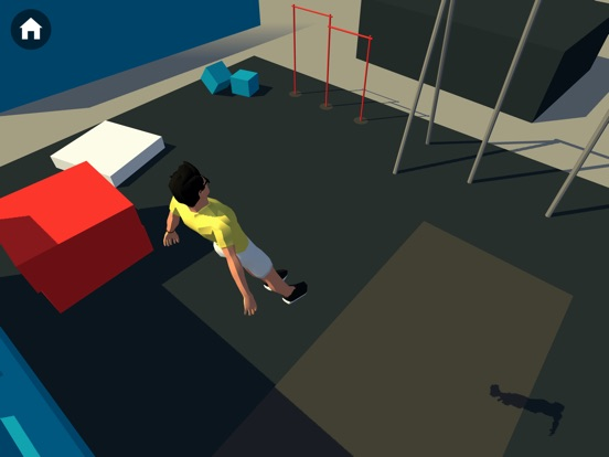 Parkour Flight для iPad
