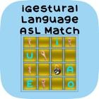 iGestural Language ASL Match icon